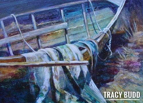 Tracy Budd